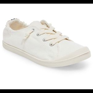Mad Love Shoes - Mad love white Lennie sneakers